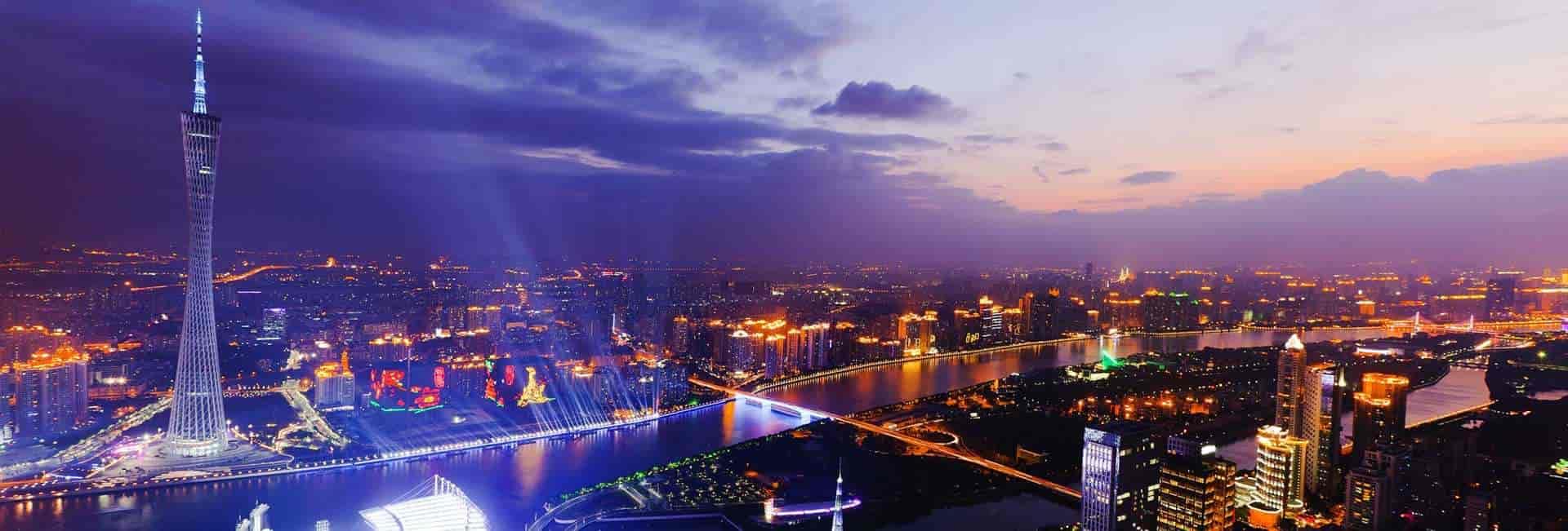 transporteur international guangzhou