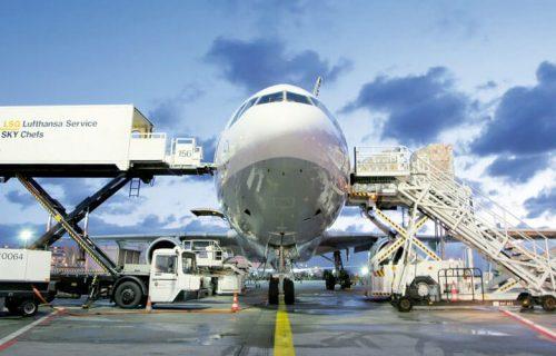 transport aérien chine
