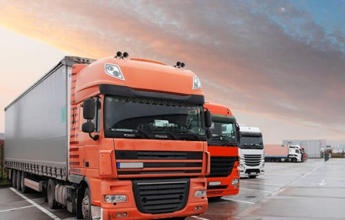 transport camion chine