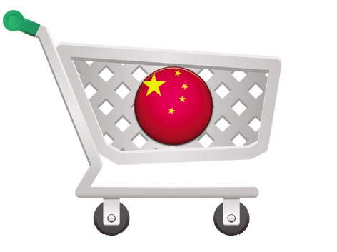 e commerce chine