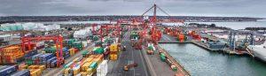 port transport maritime