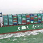Conteneur Chine France