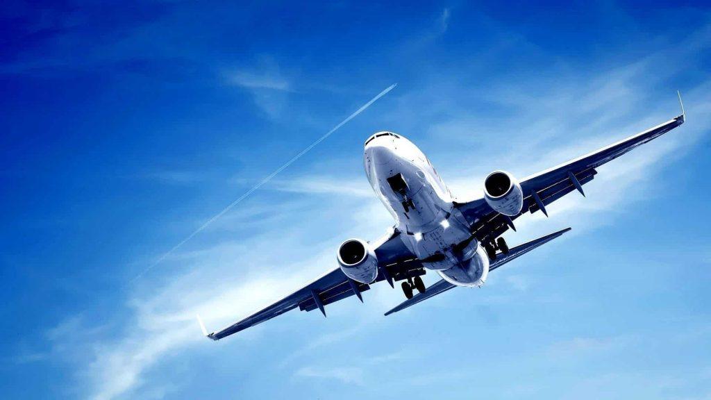 transport par avion chine
