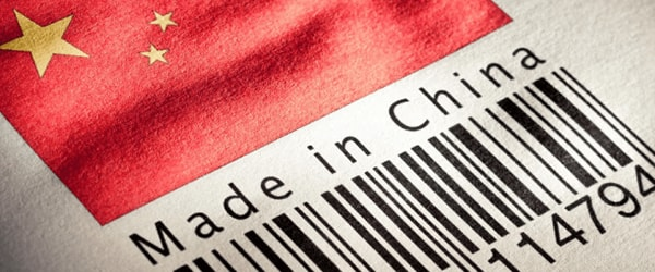 produit made in china