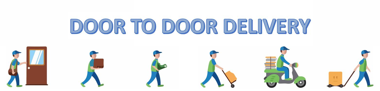 door to door transport chine