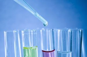 Laboratoire tests scientifiques