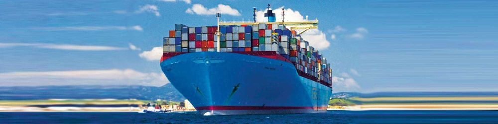 Fret maritime Chine