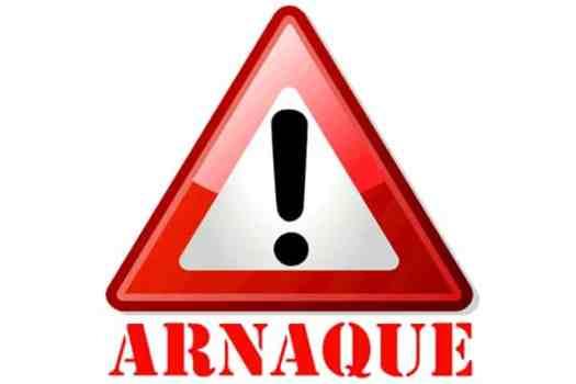 Attention-arnaque