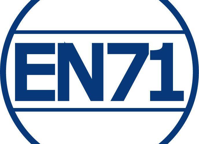 Conforme EN 71
