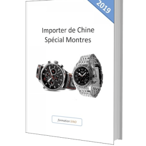 formation expert import chine montres
