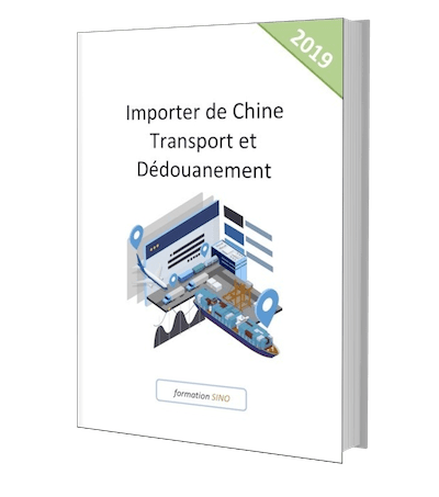 formation importer en chine transport douanes