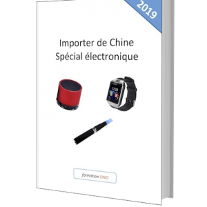 formation expert import chine électronique