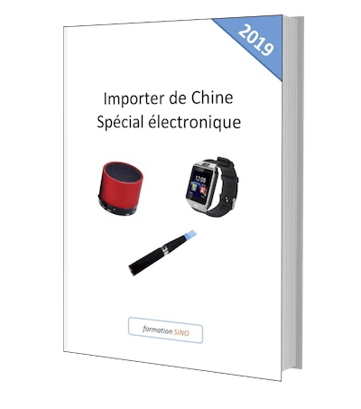 formation montres import chine
