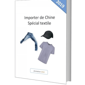 formation expert import chine textile