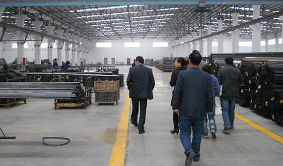 inspection usine