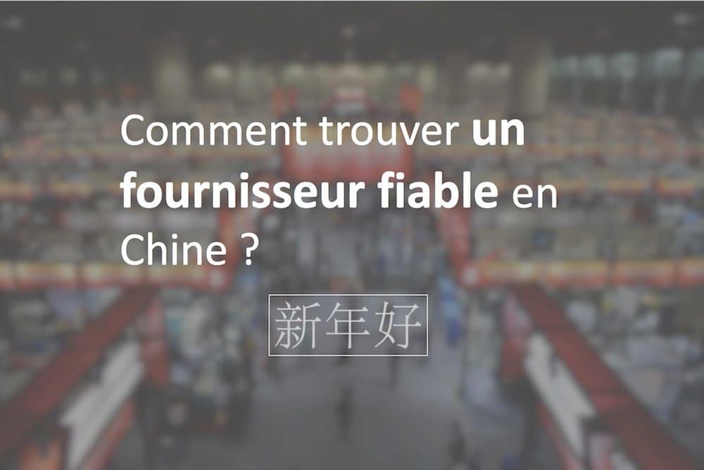 fournisseurs certifiés chine