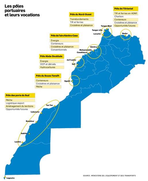 fret maritime maroc