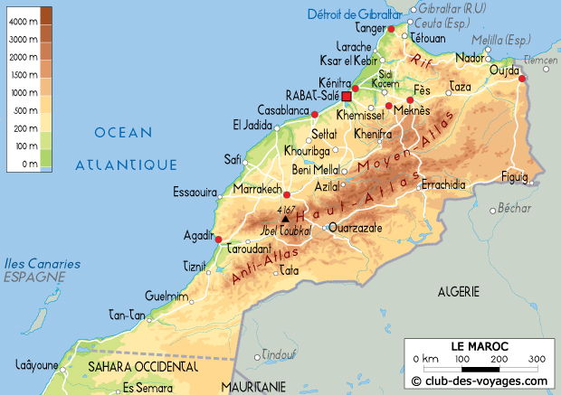 fret route maroc chine