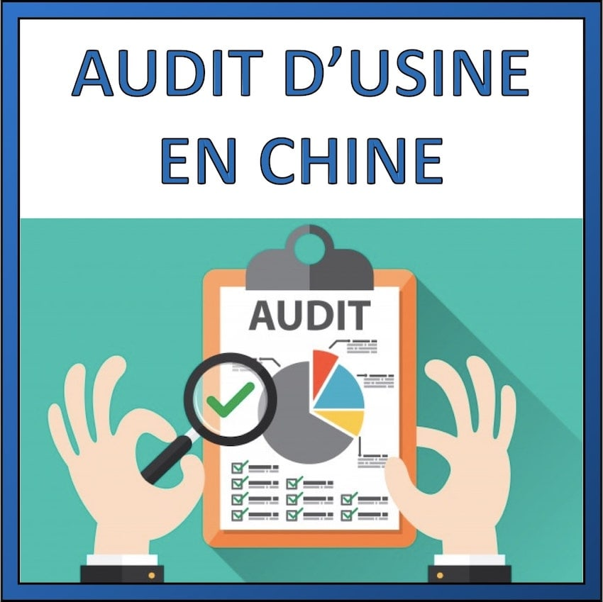 audit d'usine en chine