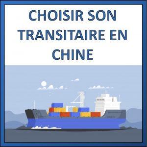 choisir son transitaire en chine