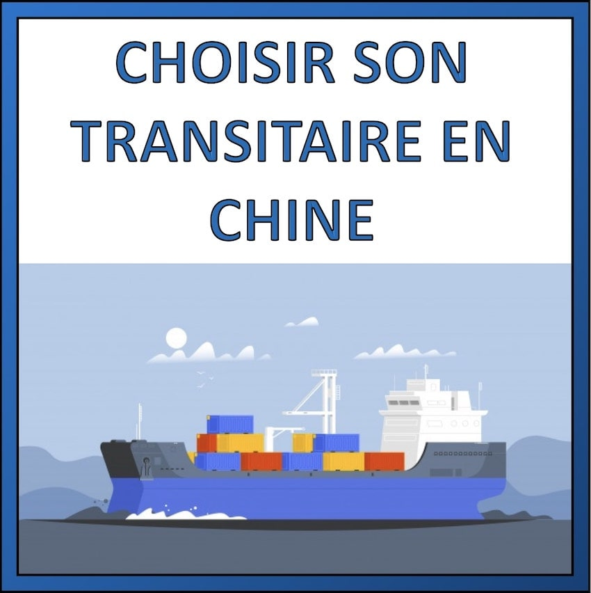 choisir son transitaire en chine