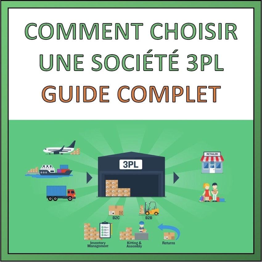 comment choisir une societe 3PL