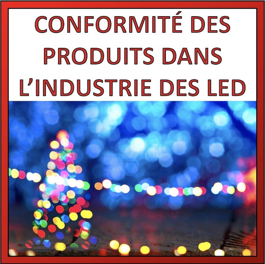 conformite des produits LED