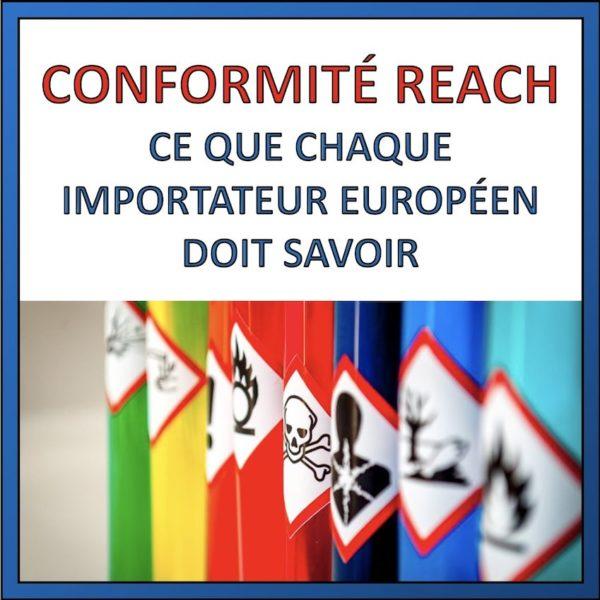 conformite reach pour importateur europe