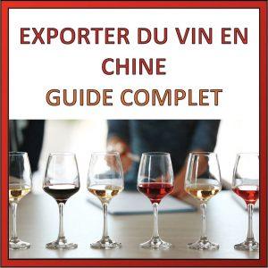 exporter du vin en Chine