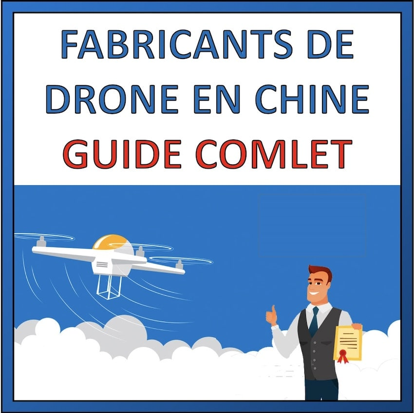 fabricant drone chine