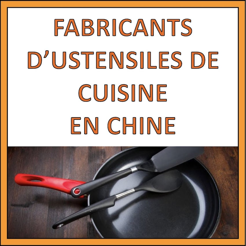 fabricants ustensiles cuisine chine