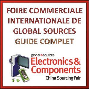 foire international gloabl sources chine