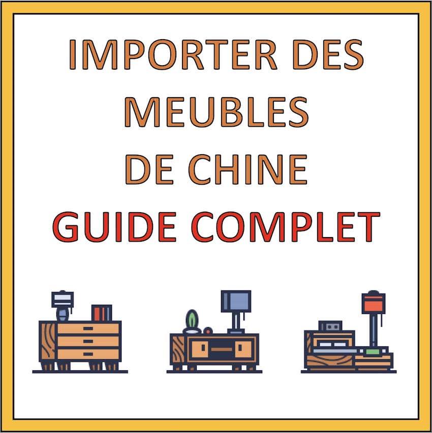 importer meubles de chine