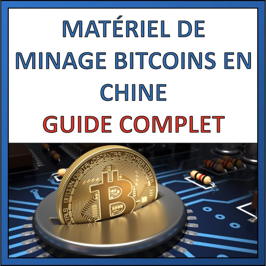 materiel de minage de bitcoins en chine