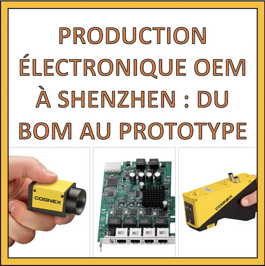production electronique oem shenzhen