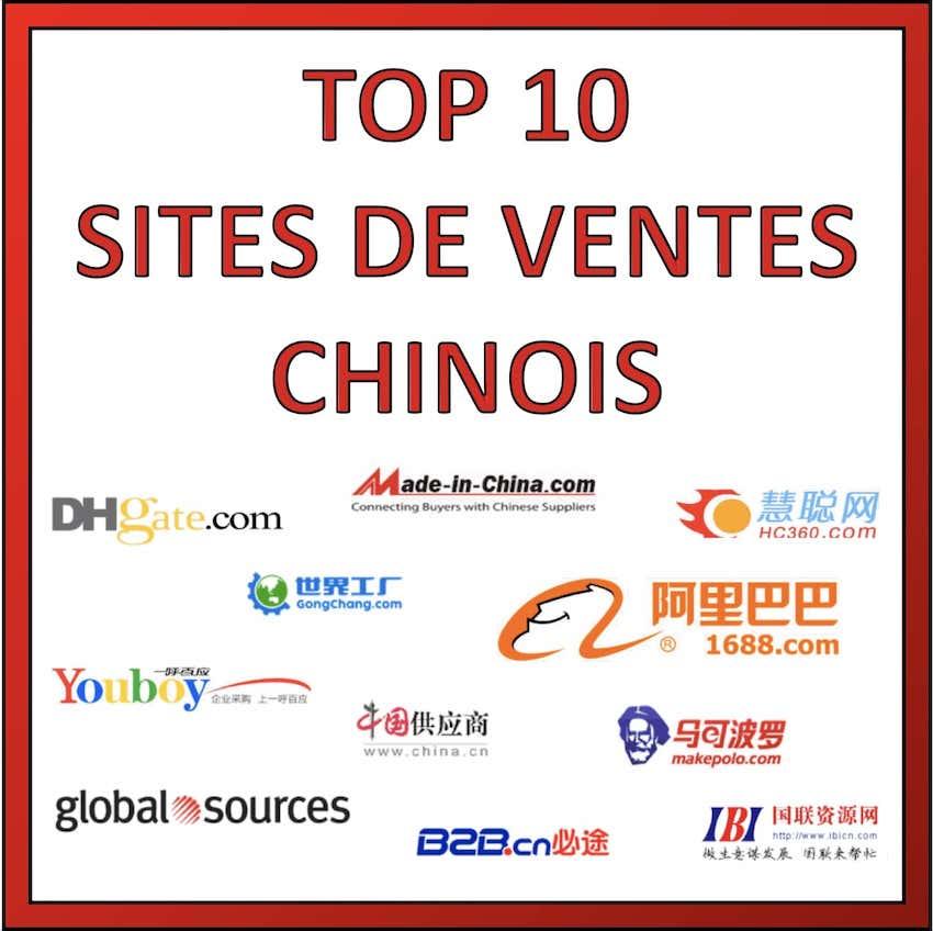 top 10 sites de ventes chine 2019
