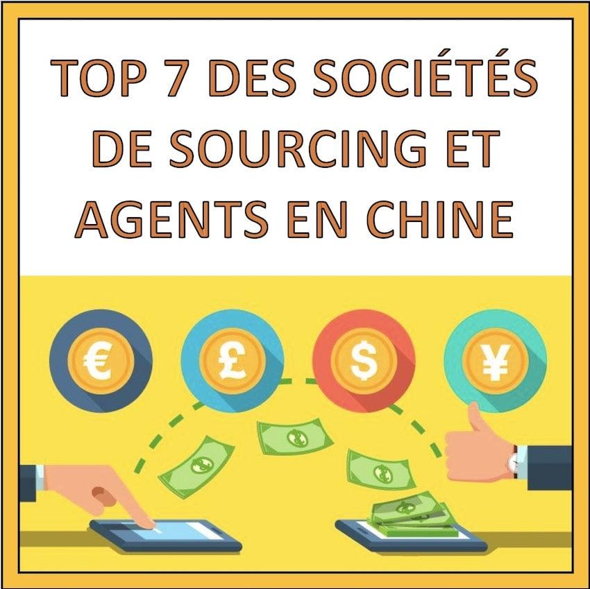 top 7 societe de sourcing en chine