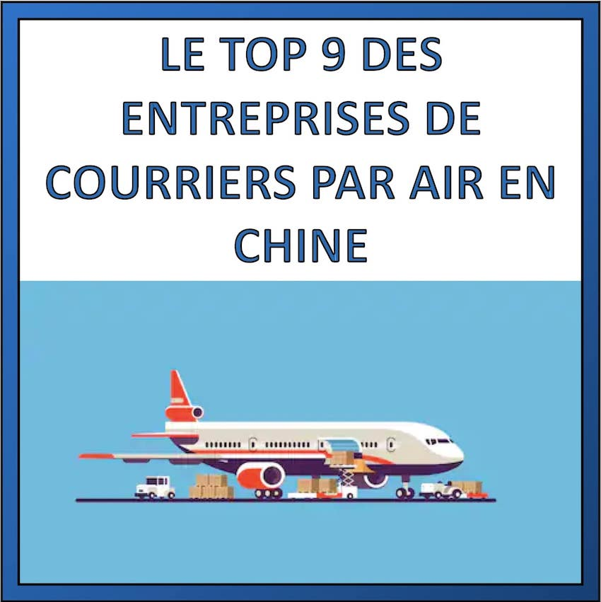 top 9 societe de transport express en chine