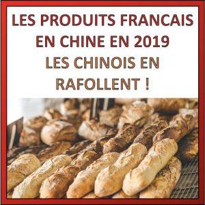 vendre produits francais en chine